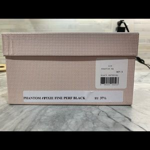 SJP by Sarah Jessica Parker Shoes - SJP Phantom Glitter d'Orsay Pump, Black